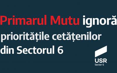 În plină criză administrația Mutu-PSD face împrumuturi nejustificate și neglijează prioritățile cetățenilor