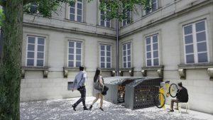 propunere concept parcare securizata rezidentiala 1